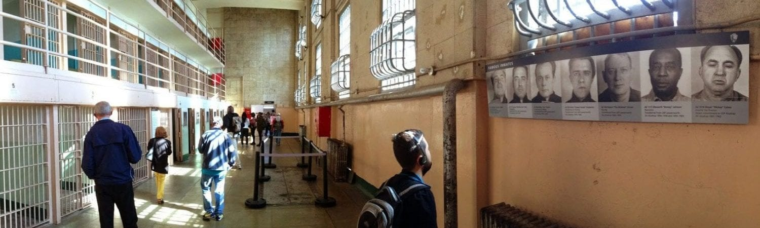Former Guards & Prisoners Narrated Walking Tour