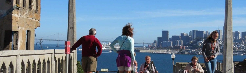 Guided Tours of Alcatraz Island & Prison
