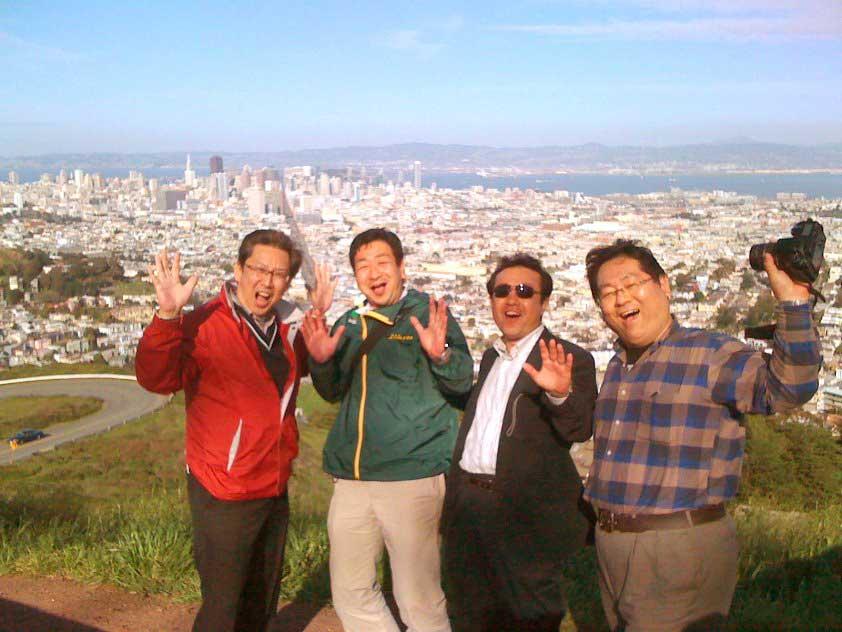 サンフランシスコ市内観光ガイド付き中国語ツアー