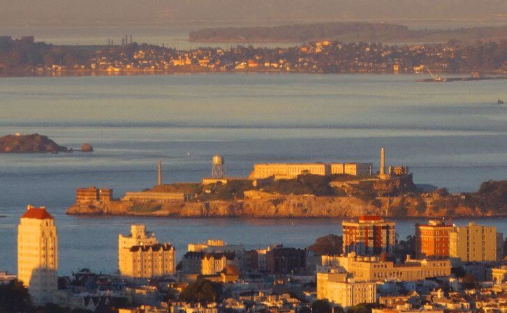 Alcatraz Island Night Tours and Prison Tickets After Dark