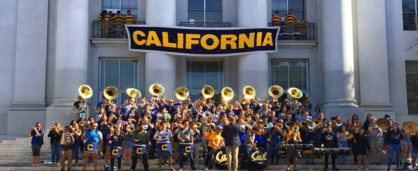 California Golden Bears UC Berkeley sport teams football