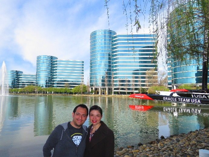 Oracle-Headquarter-visit-silicon-valley-group-tour-