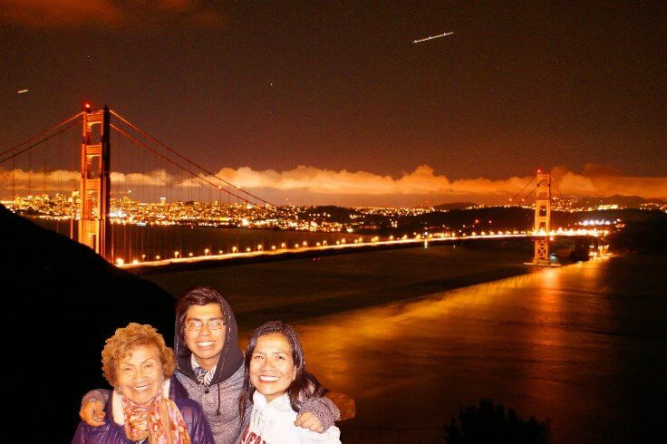 Panoramic Night Tour of San Francisco with Big Bus - SF