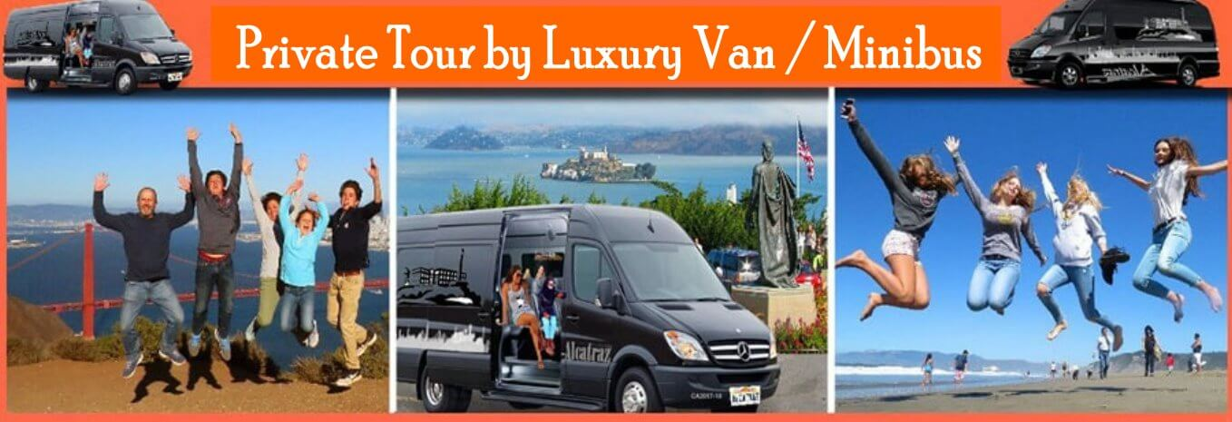 Private Tour by Luxury Van_Minibus