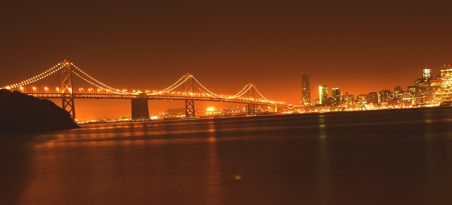 San Francisco Night Tour  Evening Lights Sightseeing After Dark in The City By The Bay