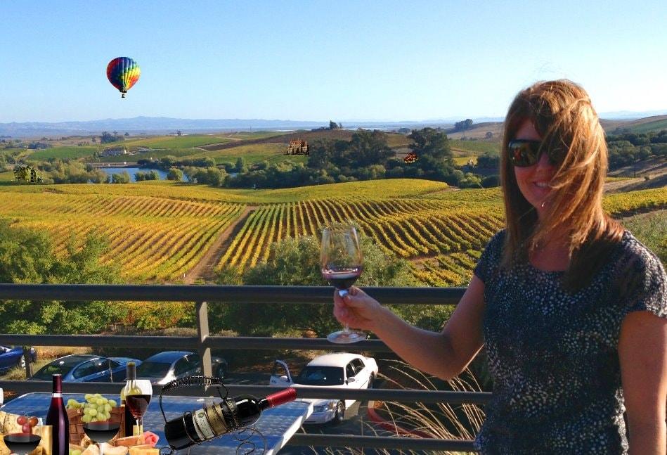 Tour-of-Napa-vineyards-winery-tasting-food-wine-paring---
