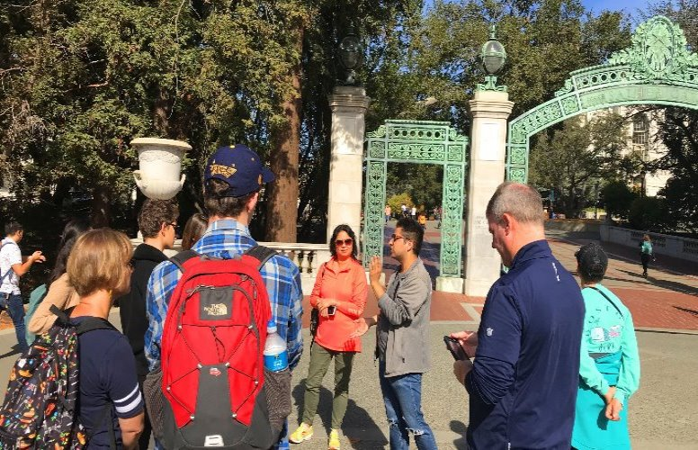 UC Berkeley Campus Walking Tour