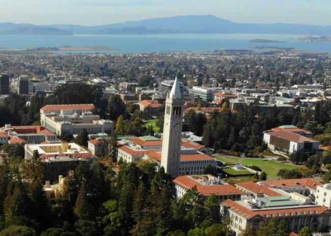 VISIT UC Berkeley Campus University of California