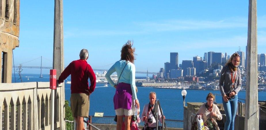 Views-of-San-Francisco-from-Alcatraz-Island--