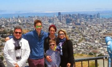 family friendly vacation san Francisco attractions