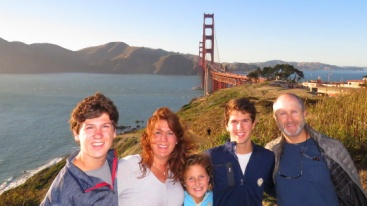 family friends' tours in San Francisco attractions